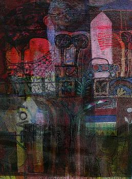 Veil of India by Lois Hogg