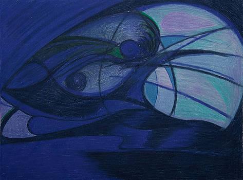Veiled Knowledge by Elena Soldatkina