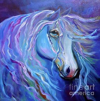 Velvet Horse by Jenny Lee