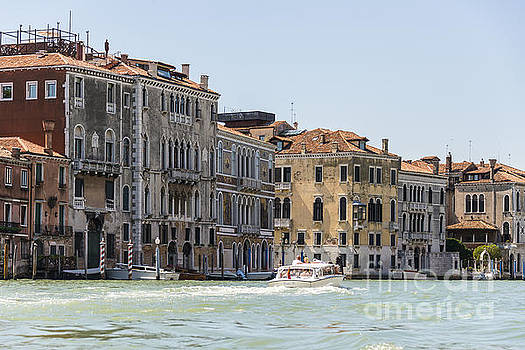 Svetlana Sewell - Venetian Buildings