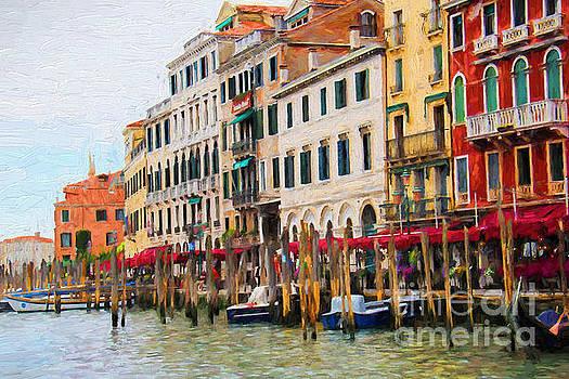 Venezia by Mariola Bitner