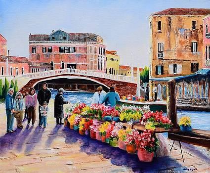 Venice 11 by Michael McGrath