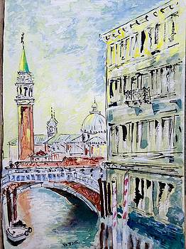 Venice 7-2-15 by Vladimir Kezerashvili