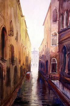 Venice Canals by Samiran Sarkar
