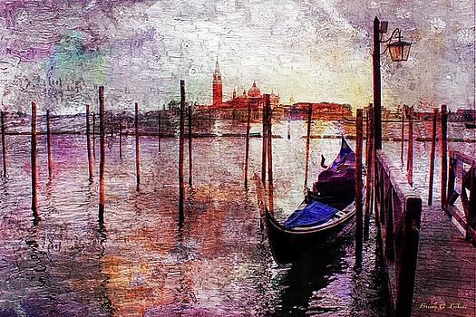 Venice Gondola by Brian Lukas