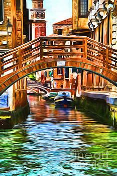 Venice Impression by Mariola Bitner