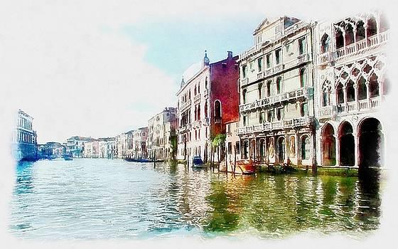 Venice by Maciej Froncisz