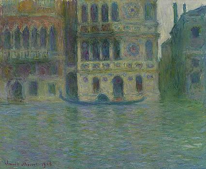 Claude Monet - Venice, Palazzo Dario