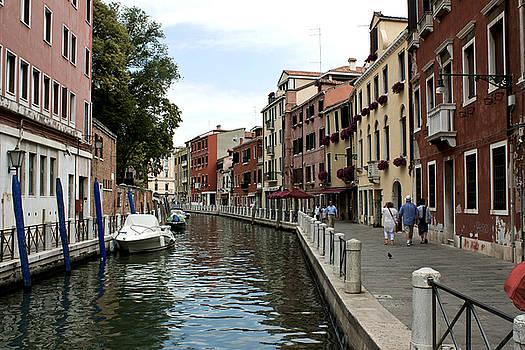 Venice postcard by Milan Mirkovic