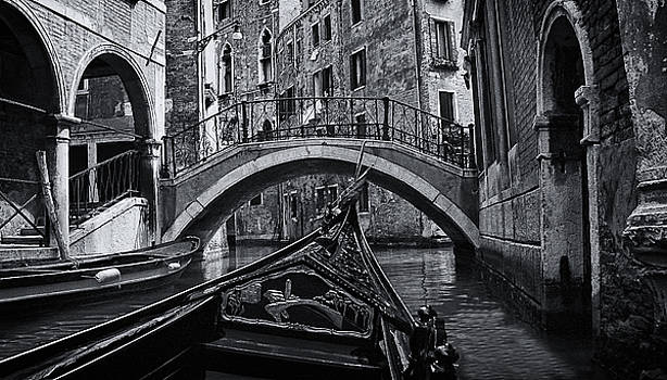 Venice Yesteryear by Andrew Soundarajan