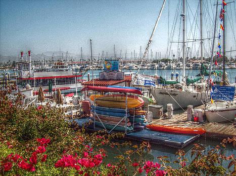 Cindy Nunn - Ventura Harbor