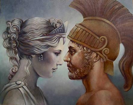Venus and Mars by Geraldine Arata