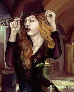 Venus Returns by Carrie Joy Byrnes