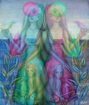 Venus Twins by Alice Mason