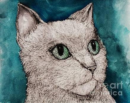 Verde Eyes by Melinda Etzold