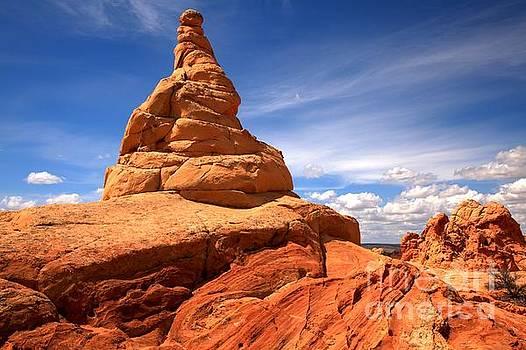 Adam Jewell - Vermilion Cliffs White Tower