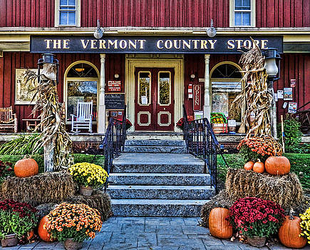 Vermont Country Store by Nancy  de Flon