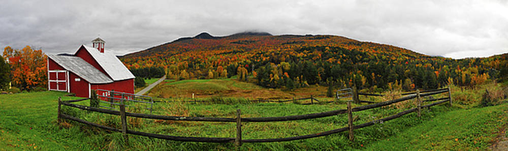 Vermont Panorama by Mandy Wiltse