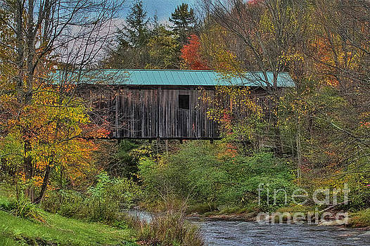 Deborah Benoit - Vermont Rural Autumn Beauty