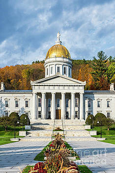 Vermont State House by John Greim