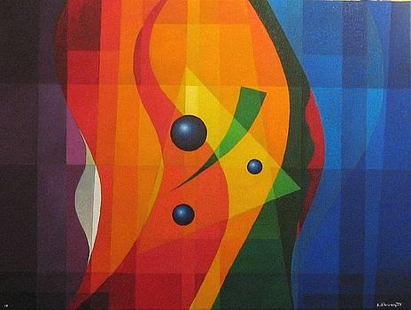 Vernal Composition by Alberto D-Assumpcao