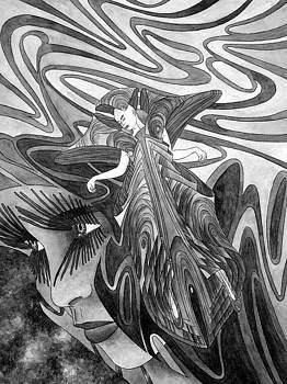 Verschmelzung 5 by Arno Schaetzle