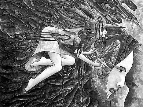 Versteckte Zartheit by Arno Schaetzle