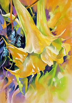 Vertical Splendor by Rae Andrews