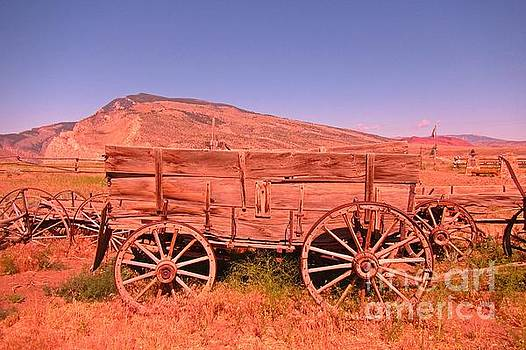 Very Cool Old Western Decor by John Malone