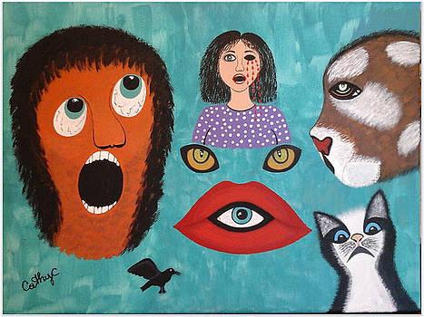 Very Frightened by Catherine Velardo