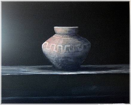 Vessel In The Sun by Kenneth McGarity