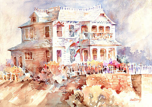 Joan  Jones - Victorian House