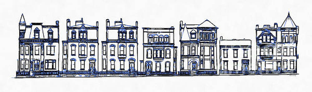 Edward Fielding - Victorian Row Houses