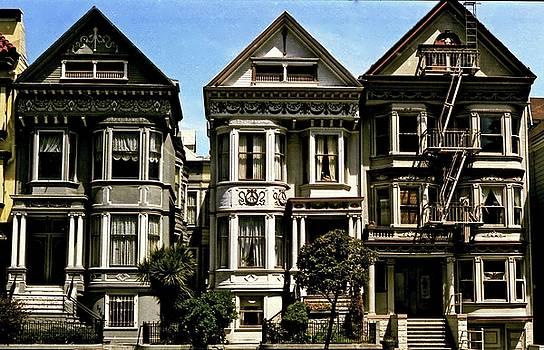 Victorian San Francisco by Ira Shander