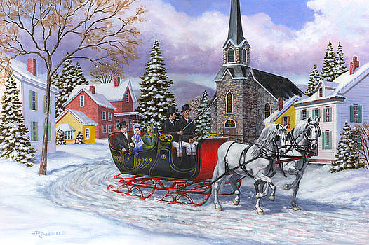 Richard De Wolfe - Victorian Sleigh Ride