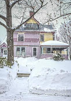 Edward Fielding - Victorian Snowstorm