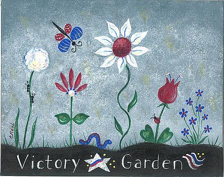 Victory Garden by Carol Neal