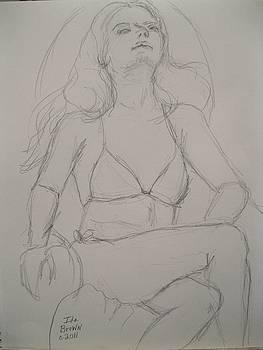 Vienna sleeps by Ida Brown