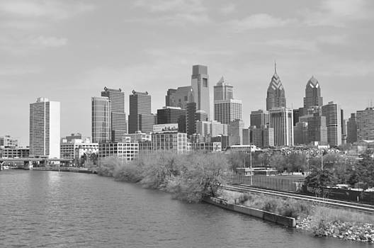 View From the New S.St. Bridge by Brynn Ditsche