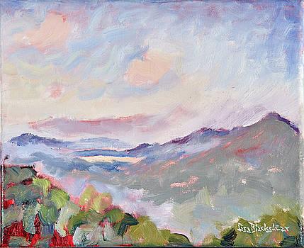 View Haw Creek Valley by Lisa Blackshear