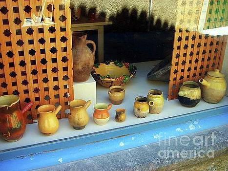 View Of Ceramics by Jasna Dragun