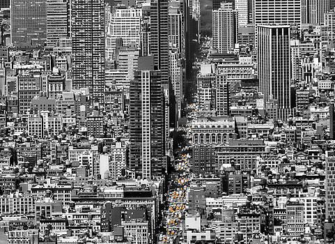 Nina Bradica - View of Manhattan-3