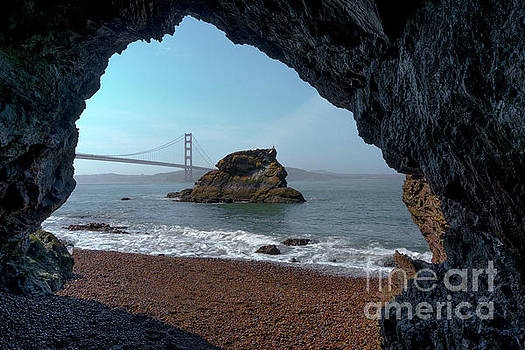 View of the Golden Gate by Terry Lynn Johnson