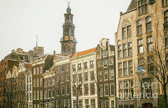 Patricia Hofmeester - view on amsterdam architecture