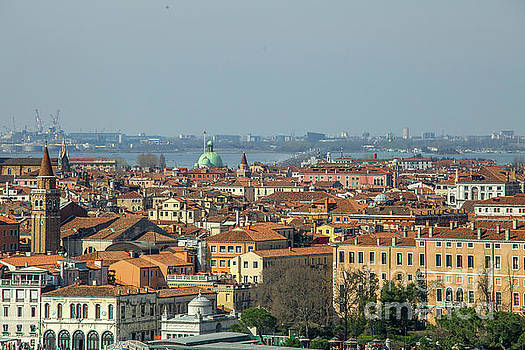 View on Venice by Patricia Hofmeester