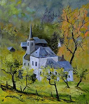 Village in fairy tale  by Pol Ledent