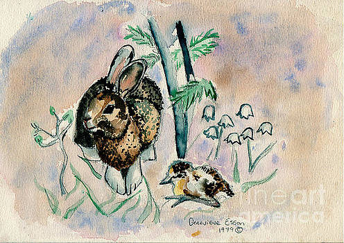 Genevieve Esson - Bunny and Chick
