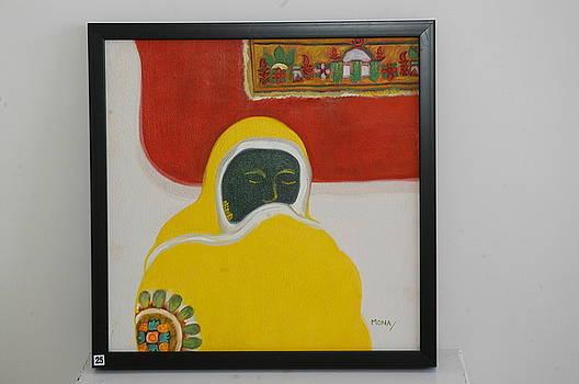 Village Woman by Mona Bhavsar
