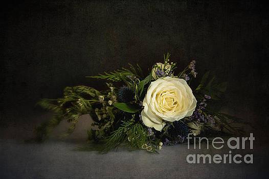 Vinatge bouquet by Jane Rix