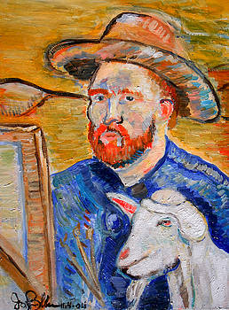 Jon Baldwin  Art - Vincent Van Goat